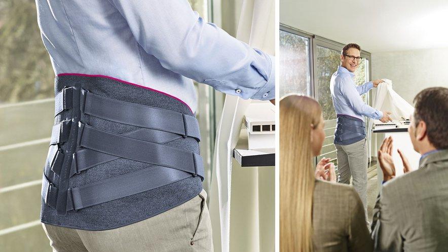 Lumbamed facet Rückenorthese